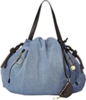 See by Chloe - Flo Large Denim Tote