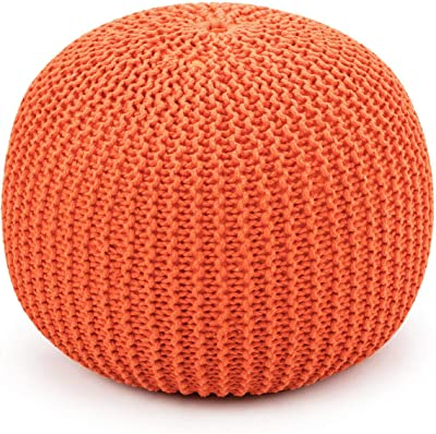 Amazon.com: Bean Bag 5652cm Lazy Sofa Washable Woven Sofa ...