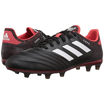 adidas Copa 18.2 FG (Black/White/Real Coral) Men