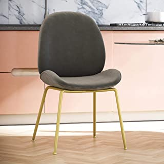 CosmoLiving by Cosmopolitan Astor Dining Chair Gray