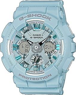 Casio G-Shock Women's GMAS120DP S Series Analog-Digital Watch