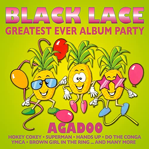 Birdy Song by Black Lace on Amazon Music - Amazon com