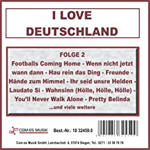 I Love Deutschland, Folge 2