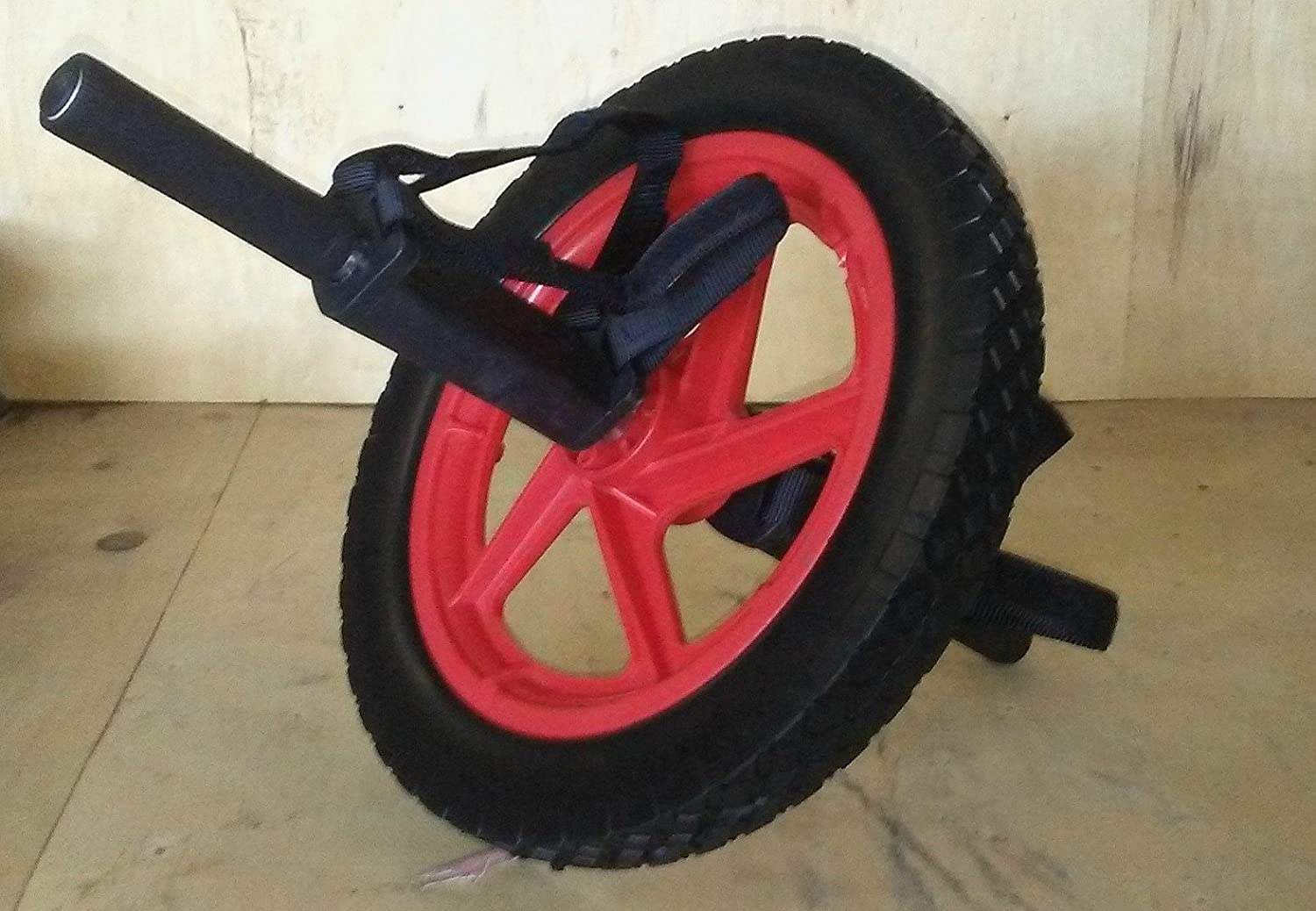 PowerFit Equipment's Ab Wheel for Commercial and Home Gyms