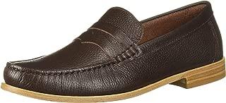 Mens Leather Made in Brazil Westport Penny Loafer