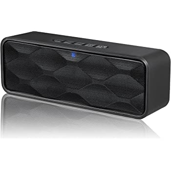 ZoeeTree S1 Wireless Bluetooth Speaker Portable V4.2+EDR Stereo Speakers with L