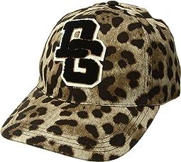 Dolce & Gabbana Leopard Baseball Cap
