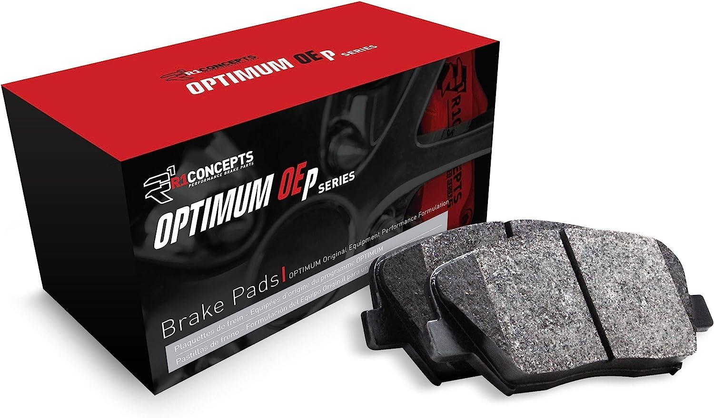 Rear Optimum 1着でも送料無料 Oep Series Brake Pad Shims With 春の新作シューズ満載 Steel Rubber