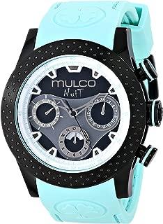 Mulco Women's MW5-1962-443 Year-Round Analog Quartz Blue Watch