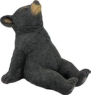 Design Toscano QM2622000 Catching Rays Bear Cub Statue