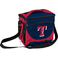 Deals on Logobrands MLB Texas Rangers Cooler 24 Can