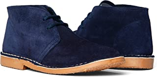 Zoriana Suede Desert Boots for Women. Spanish Quality with High Grade Features, Artificial Fur Insulation, and Immediate Soft Comfort.