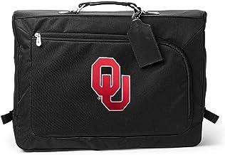 Denco NCAA Oklahoma Sooners Carry-On Garment Bag, 18-inches