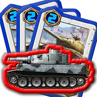 War of Cards: Tank Strategy and Tactics