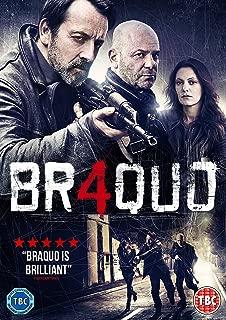 Braquo season four UK region B PAL format