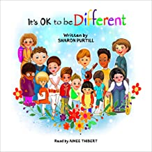 It's OK to Be Different: A Children's Book About Diversity and Kindness