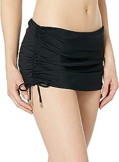 Calvin Klein Women's Skirted Bikini Swimsuit Bottom