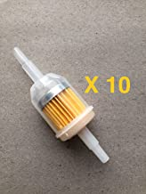 Universal Fuel Filter (Clear for 1/4