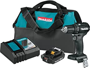 "Makita XFD11R1B 18V LXT Lithium-Ion Sub-Compact Brushless Cordless 1/2"" Driver-Drill.."