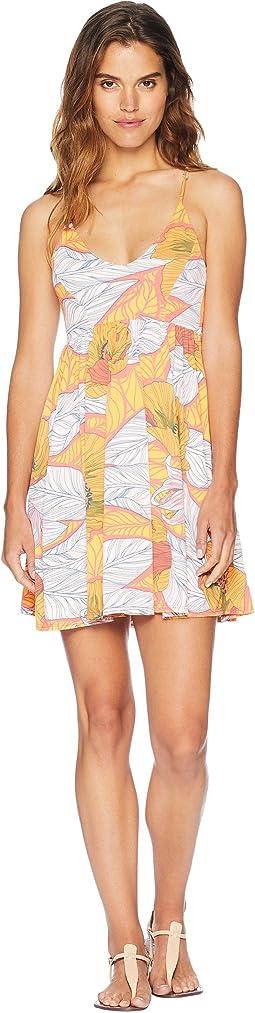 Farrah's Party Short Dress Cover-Up