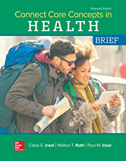 Connect Core Concepts in Health, BRIEF, Loose Leaf Edition