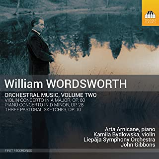 Wordsworth: Orchestral Music, Vol. 2
