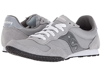 Saucony Originals Bullet (Light Grey) Women