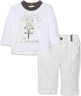 Chicco Completo T-Shirt Maniche Lunghe con Leggings Conjunto de Ropa para Beb/és