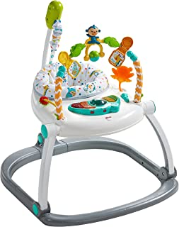 Fisher-Price Jumperoo: Colourful Carnival SpaceSaver