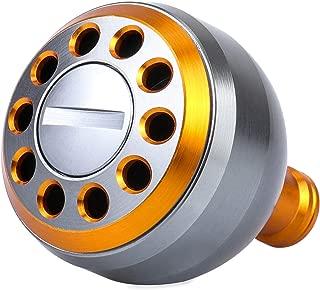 ランケル(RUNCL)33 35 38mm パワーハンドルノブ パワーラウンドノブ シマノ(Shimano)Aタイプ専用 ダイワ(Daiwa) Sタイプ専用