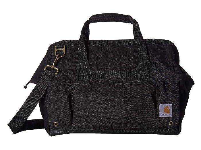 Carhartt  16 Legacy Tool Bag (Black) Athletic Handbags