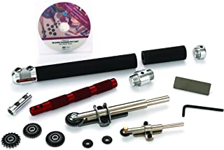 Sorby Sovereign Deluxe Spiralling & Texturing Tool Boxed Set