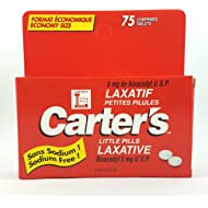 CARTER'S LITTLE PILLS 75'S