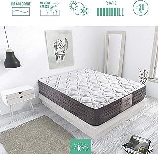Colchón Luxury Visco-Tencel | 180x200 | Altura: ±30cm