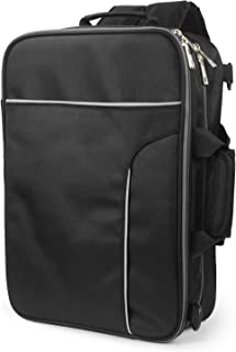Becko 11-15 Inch Laptop Backpack/Messenger Bag/Multi-Functional Business MacBook Briefcase