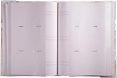 Exacompta - Réf. 62223E - Album photos à pochettes PASTEL TROPIC - 300 photos 10x15 cm - 100 pages - Format 22,5x32,5 cm - al