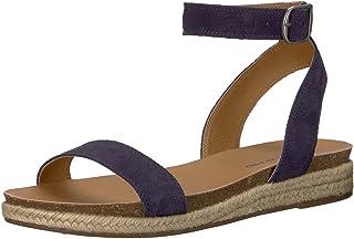 Lucky Brand Womens Garston Espadrille Wedge Sandal