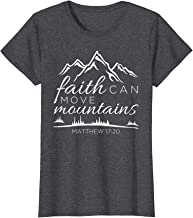 faith moves mountains shirt