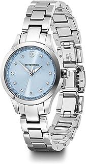 Victorinox Swiss Army Womens Quartz Watch, Analog Display and Stainless Steel Bracelet - 241916