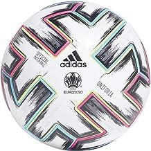 adidas Heren UNIFO PRO Voetbalbal, wit/zwart/signaalgroen/helder cyaan, 5