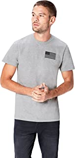 Marca Amazon - find. Camiseta Bronx para Hombre