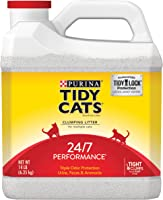 فرش القطط أداء 24/7 تايدي كاتس من بيورينا - 6.35 كجم
