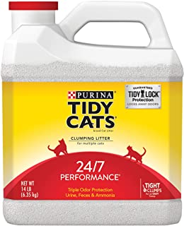 Purina Tidy Cats 24/7 Performance Clumping Litter, 6.35 Kg