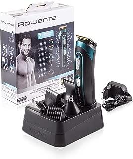 Rowenta TN9130 Trim & Style - Cortapelos para barba y