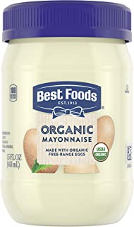 Best Foods Organic Mayonnaise Original 15 oz