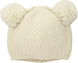 KNK3523 Knit Cap with Pom Pom (Little Kids/Big Kids)