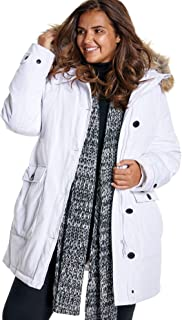 Woman Within Plus Size The Arctic Parka
