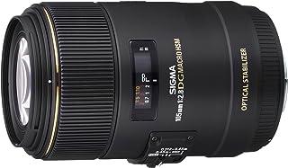 Sigma 105 mm F2,8 EX Makro DG OS HSM Objektiv (62 mm Filtergewinde) für Sigma Objektivbajonett