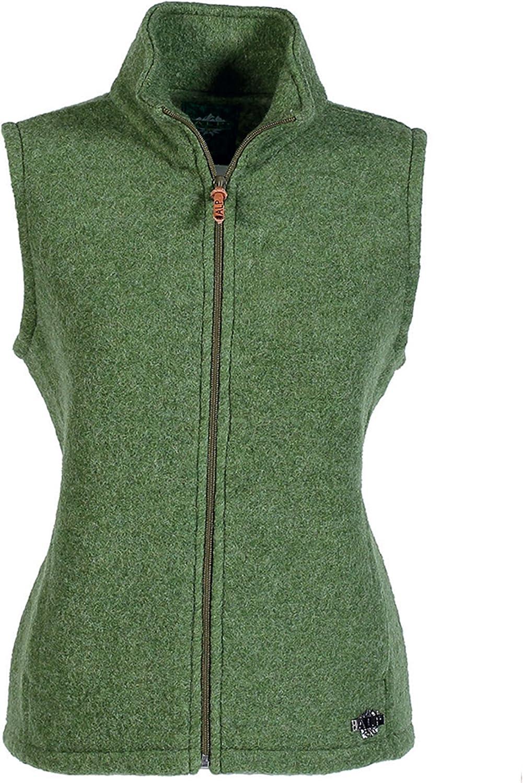 Alp by Brush Ladies New WashableWool Vest