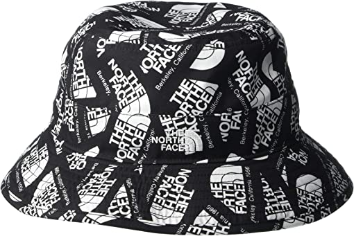 TNF Black Label Toss Print